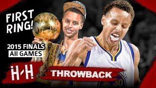 Video Stephen Curry 1st Championship, Full Series Highlights vs Cavaliers (2015 NBA Finals) -  EPIC! HD MP3, 3GP, MP4, WEBM, AVI, FLV Desember 2018