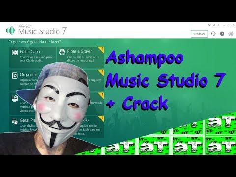 Ashampoo Music Studio 7 7.0.1.6 + Crack
