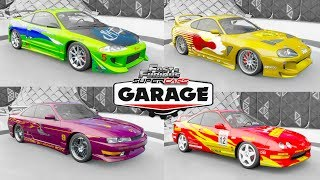 Nonton Forza Horizon 3 - Fast and Furious !! Garage Film Subtitle Indonesia Streaming Movie Download