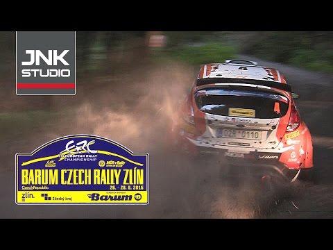Barum Czech Rally Zlín 2016 - sobota (crash & action)