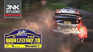 Barum Czech Rally Zlín 2016 - sobota (crash & action)
