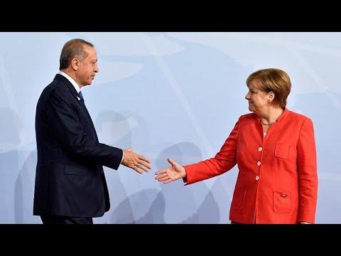 Δύο ακόμα Γερμανούς συνέλαβε η Τουρκία