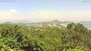 Samui The Jungle Club 2014-12-04 Full Day timelapse