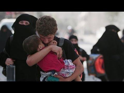 Συρία: Απελευθερώθηκε από τους τζιχαντιστές η Μάνμπιτζ, κοντά στα σύνορα με την Τουρκία
