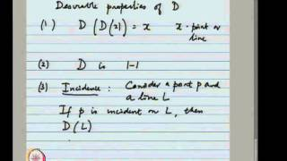 Mod-05 Lec-11 Intersection Of Half Planes And Duality