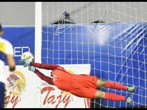 Resumen de Cerro Porteño 0 vs. Trinidense 0