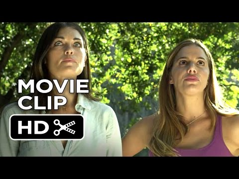 The Red House Movie CLIP - We're Here (2014) - Kate French, Brendan Wayne Movie HD