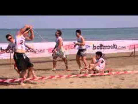 SCI ON THE BEACH LAIGUEGLIA 2014