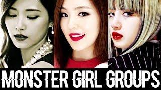 Video 4 Kpop Monster Girl Groups (New Generation) MP3, 3GP, MP4, WEBM, AVI, FLV Maret 2018