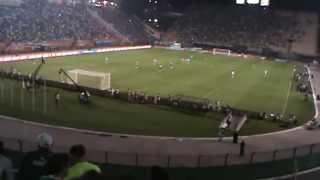 Segundo Gol do jogo Palmeiras 4X1 ABC - Luis Felipe (12/07/2013)