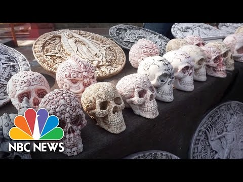Remembering Loved Ones On Dia De Los Muertos | NBC News