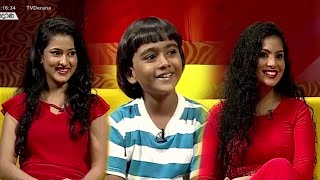 Theruni, Sidu & Malee with Malbara Derana Morning Program ( 08-09-2016 )