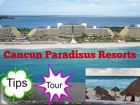 Cancun Paradisus Resorts - Must Watch ✓