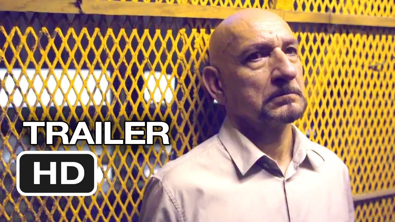 Trailer: No Justice. No Peace. Ben Kingsley is a Terrorist in 'A Common Man'