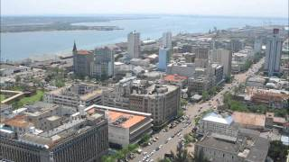 Maputo Mozambique  city photos gallery : Maputo The Beautiful Capital of Mozambique.wmv