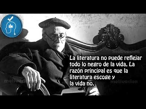 10 Frases celebres de Pío Baroja