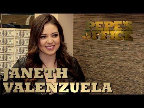 JANETH VALENZUELA CANTA Y TOCA EL ACORDEÓN PERRÍSIMO - Pepe's Office - Thumbnail