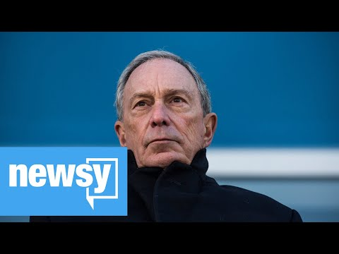 Michael Bloomberg may enter presidential primary