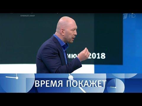 По следам саммита. Время покажет. Выпуск от 19.07.2018 - DomaVideo.Ru