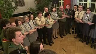 Film do artykułu: Prezydent Andrzej Duda w...