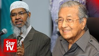 Video Dr M: We will discuss if Zakir Naik needs to be extradited to India MP3, 3GP, MP4, WEBM, AVI, FLV Mei 2019