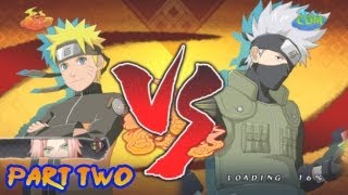Lets Play Naruto Shippuden Ultimate Ninja Storm 2 - Part 2: The Bell Test