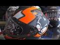 SMK TWISTER Helmet Unboxing    PIN Lock    ECE certified    Best Buy Under 5K   