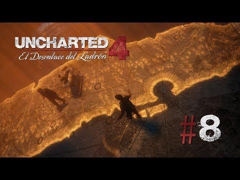 UNCHARTED 4 - #8 RECLUTAS