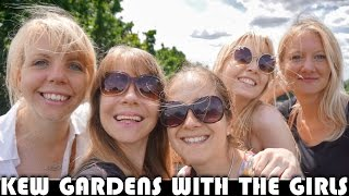 Kew United Kingdom  city photos gallery : KEW GARDENS WITH THE GIRLS - UK DAILY VLOG (ADITL EP365)