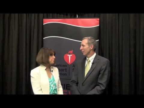 AHAScienceNews - Steve Lentz, Chair ATVB 2013 Scientific Sessions, interviews invited lecturer Gary Gibbons, Director of the National Heart, Lung, and Blood Institute on his ...