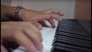 Heatens en piano sacado al oído por el Gabo