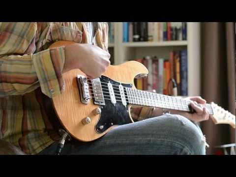 screamin demon seymour duncan yamaha guitar development mod of the month pacifica 812v demo d thr10