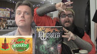 Dungeon World RPG - Beer and Board Games