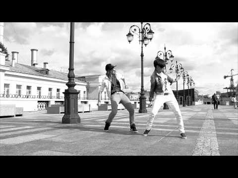Lena Vereshchagina / Dancehall / Antwain-Step Out (видео)