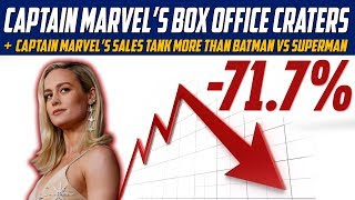 Video Captain Marvel's Box Office Numbers Crater! - Why Political Marketing Is A Bad Idea MP3, 3GP, MP4, WEBM, AVI, FLV Maret 2019