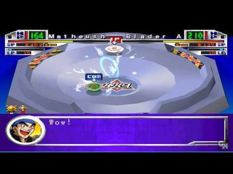 beyblade playstation 2