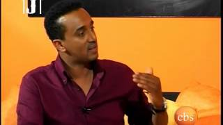 Jossy in Z House Show Interview with Artist Shewandgn Hailu