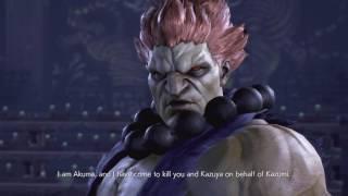 Video Tekken 7 - Akuma VS Heihachi Story Mode and Cutscene Comparison (All Versions) MP3, 3GP, MP4, WEBM, AVI, FLV Mei 2019