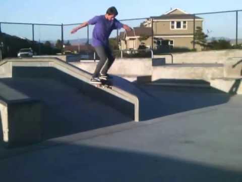 Greenfield skatepark skate