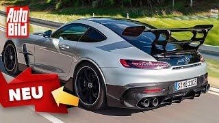 Mercedes-AMG GT Black Series (2020): Vorstellung - Motor - Preis - Info by Auto Bild