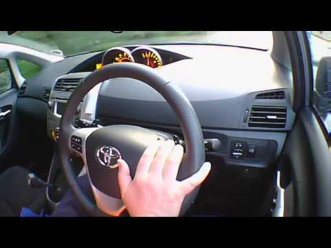 TOYOTA VERSO 1.8 2010 Road Test Drive – The UK Car Reviews.