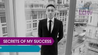 Set for Success: Merrick Ming Tao Ho at Ropes & Gray
