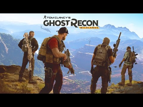 Tom Clancy's Ghost Recon Wildlands - обзор!