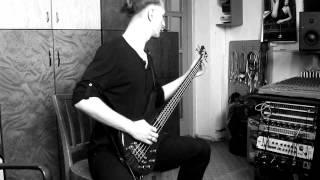 Video Secret Of Darkness - Neotericus Universum (studio report #3 Bass
