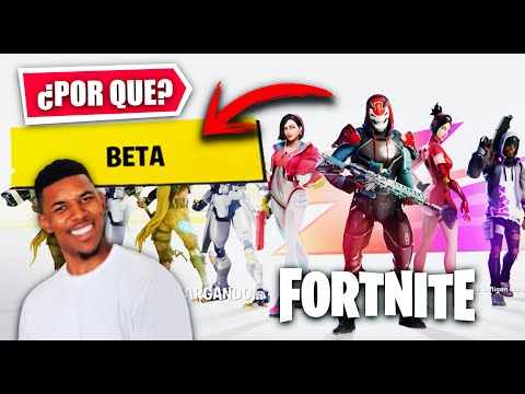 ¿POR QUÉ FORTNITE SIGUE SIENDO UNA BETA EN 2019? | BATTLE ROYALE