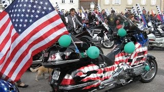 Moulins France  city images : Goldwing club de France - Parade des Nations / Moulins 2015 (part 2)
