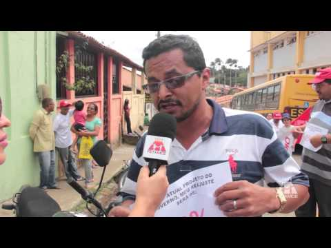 TV Fetamce - Sem reajuste, professores de Aratuba entram em greve