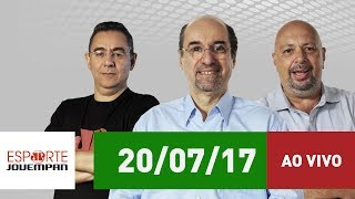 Esporte em Discussão - 20/07/17