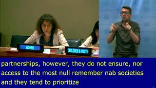 Nathalie's Q&A on VNR (Individual: Greece, Guinea, Mexico, UAE) at  the  HLPF 2018: UN Web TV