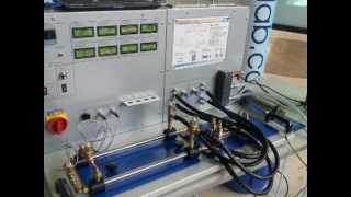 WL 110 Equipo de intercambiadores de calor